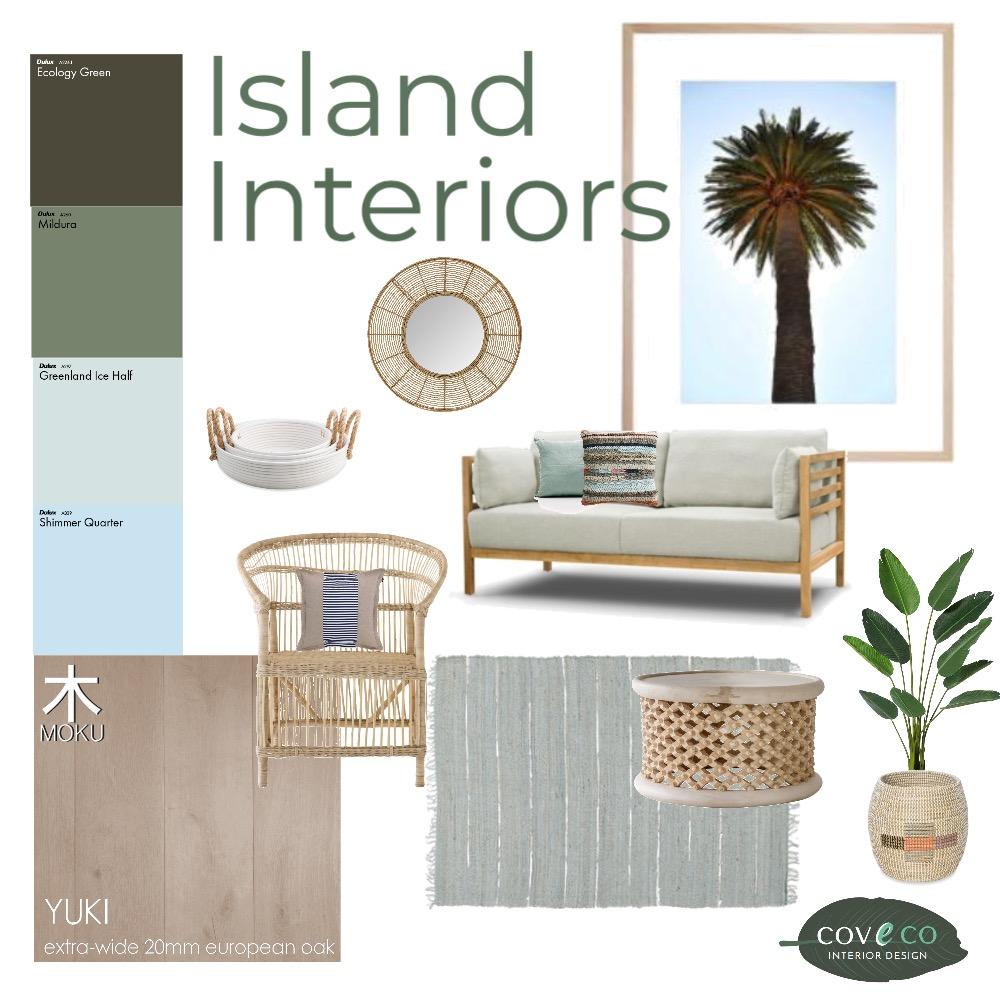 Island Interiors Mood Board by Coveco Interior Design on Style Sourcebook