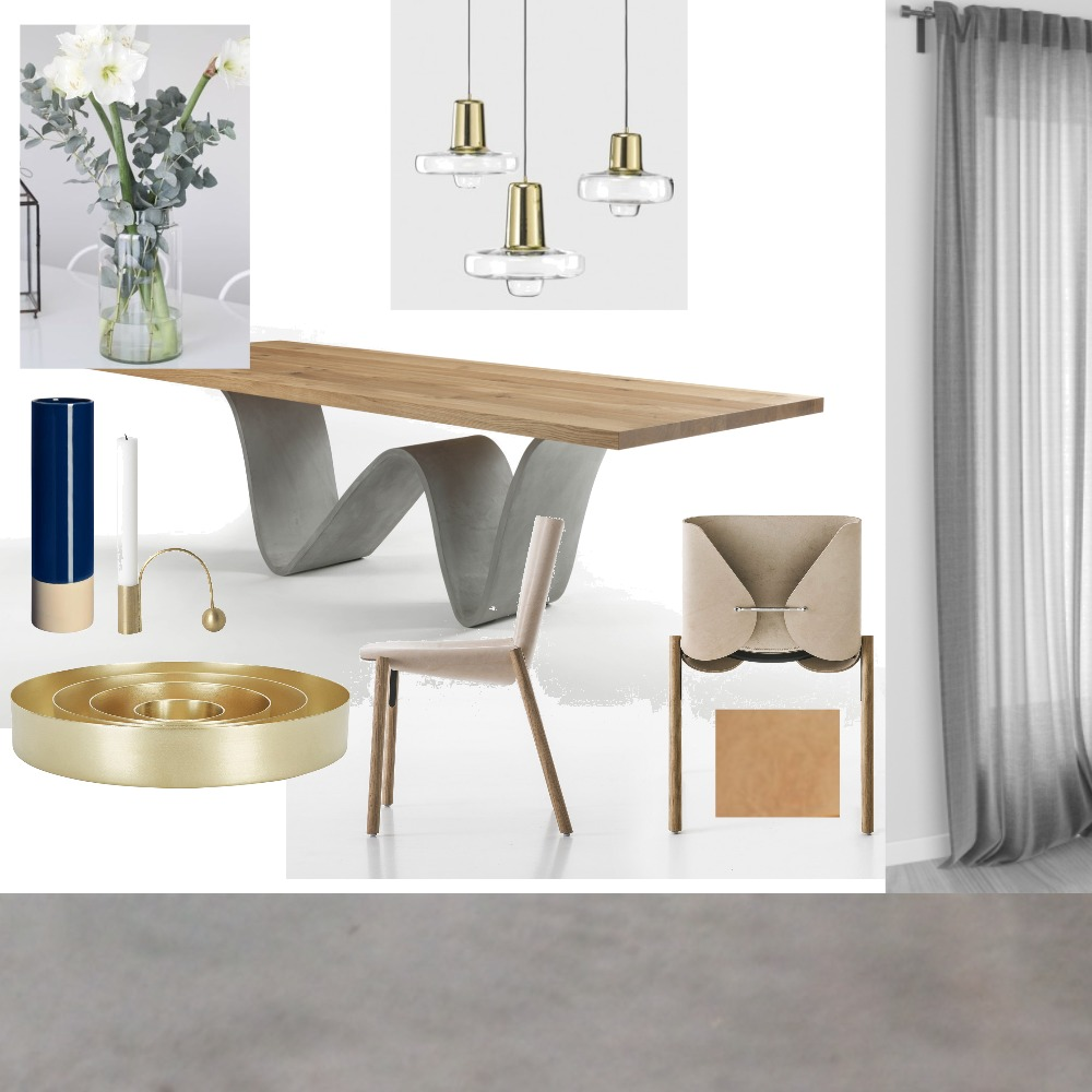 M9 Dining Room Mood Board by KAS on Style Sourcebook