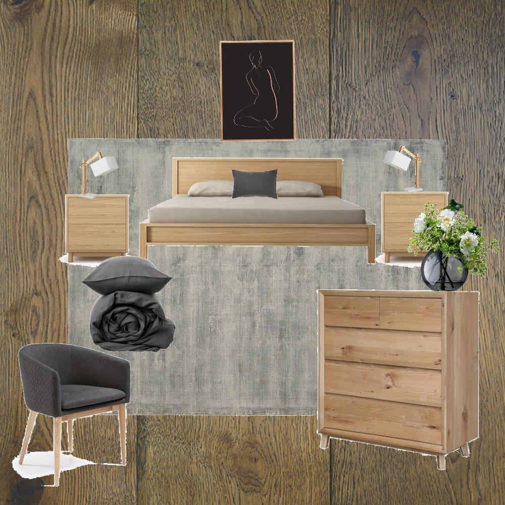 Bedroom Mood Board by Ashleevm123 on Style Sourcebook
