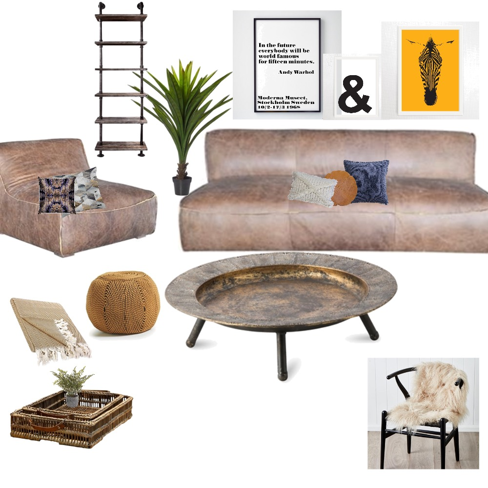 Living room Mood Board by Joanne on Style Sourcebook