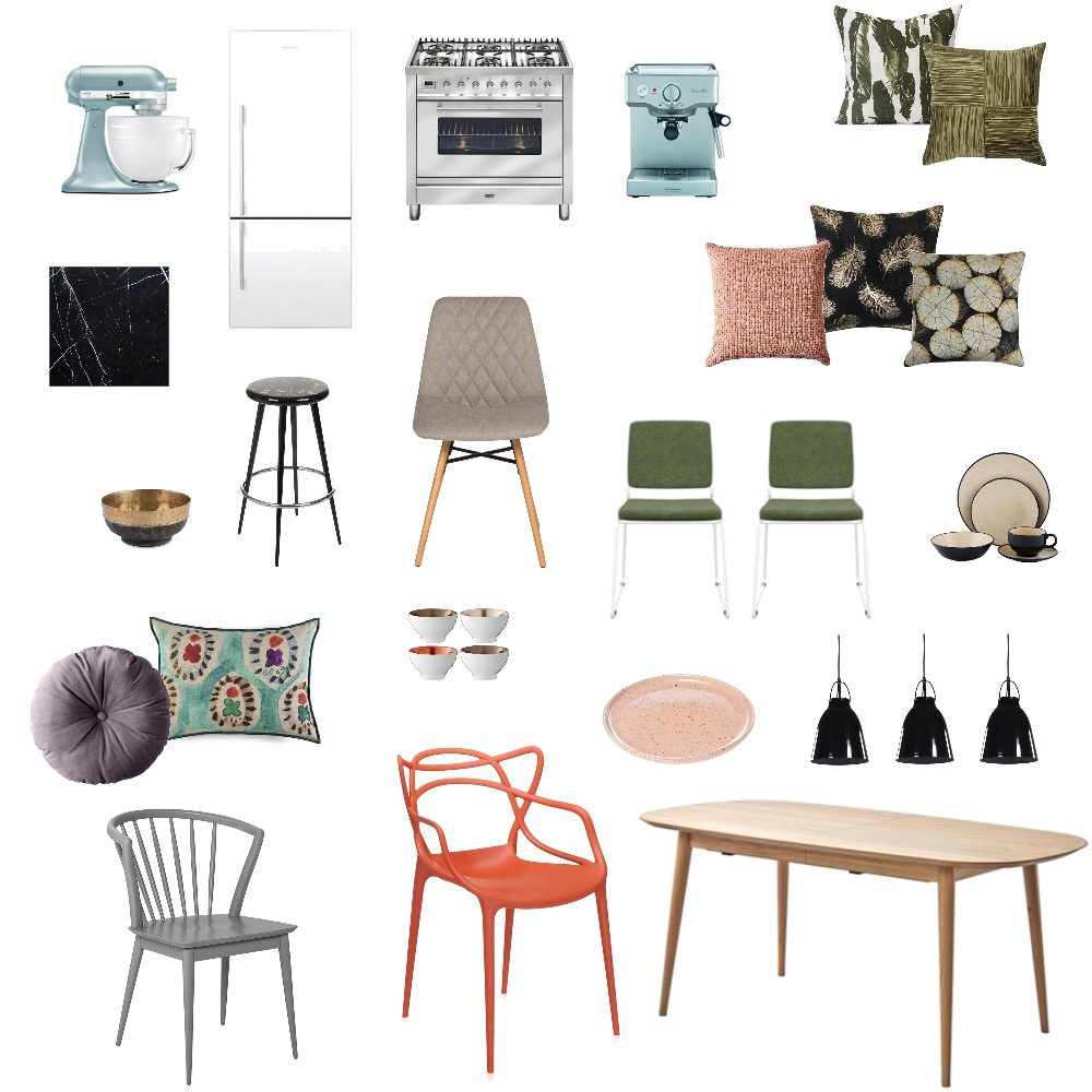 Jo&Ale - kitchen&dining_final Mood Board by homeswelike on Style Sourcebook