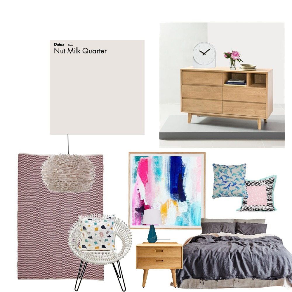 bedroom Mood Board by LilypadDesigns101 on Style Sourcebook