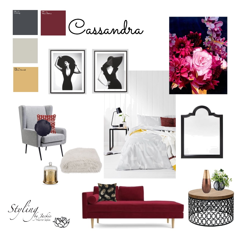 moody luxe Mood Board by Styling by Jackie on Style Sourcebook