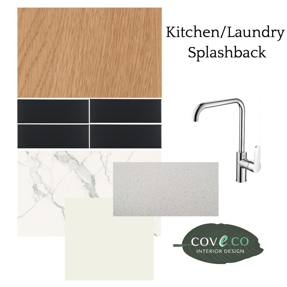 Sailfish - Black Splashback Mood Board by Coveco Interior Design on Style Sourcebook