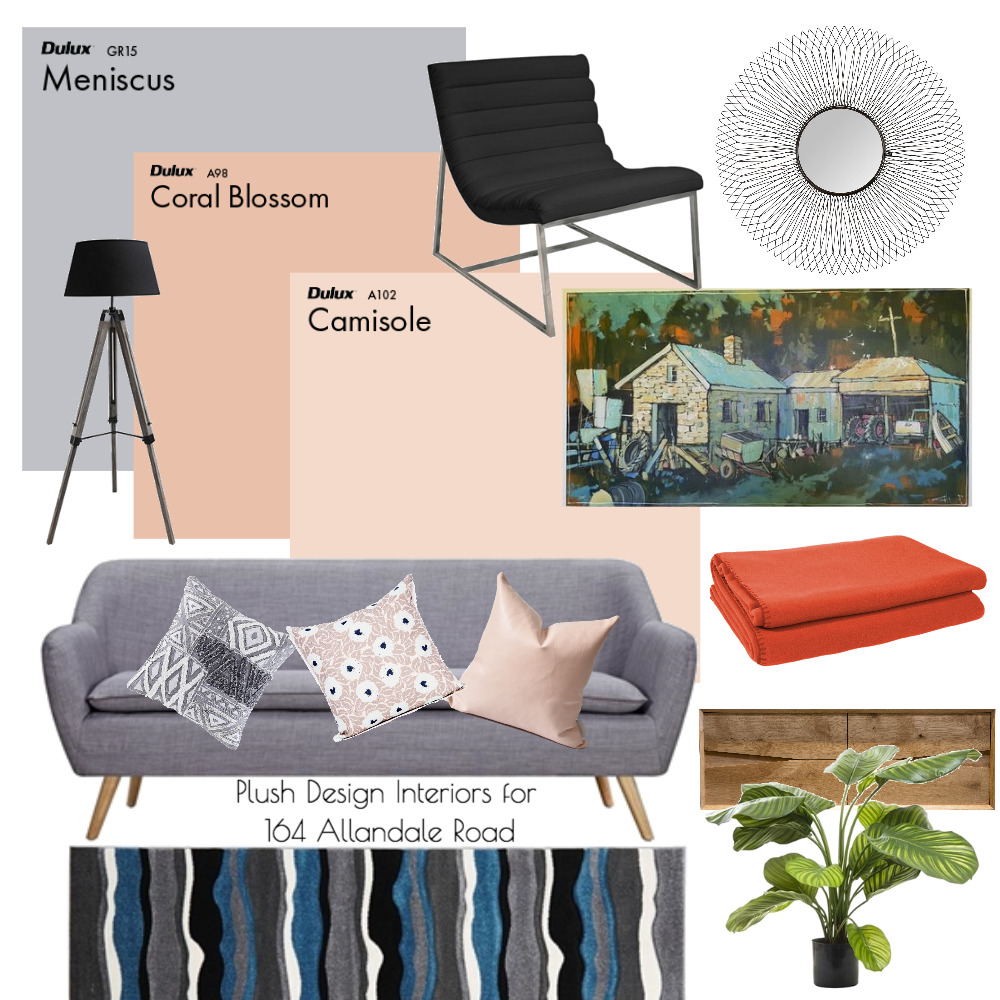 Master Bedroom Living Area Strathalbyn Mood Board by Plush Design Interiors on Style Sourcebook