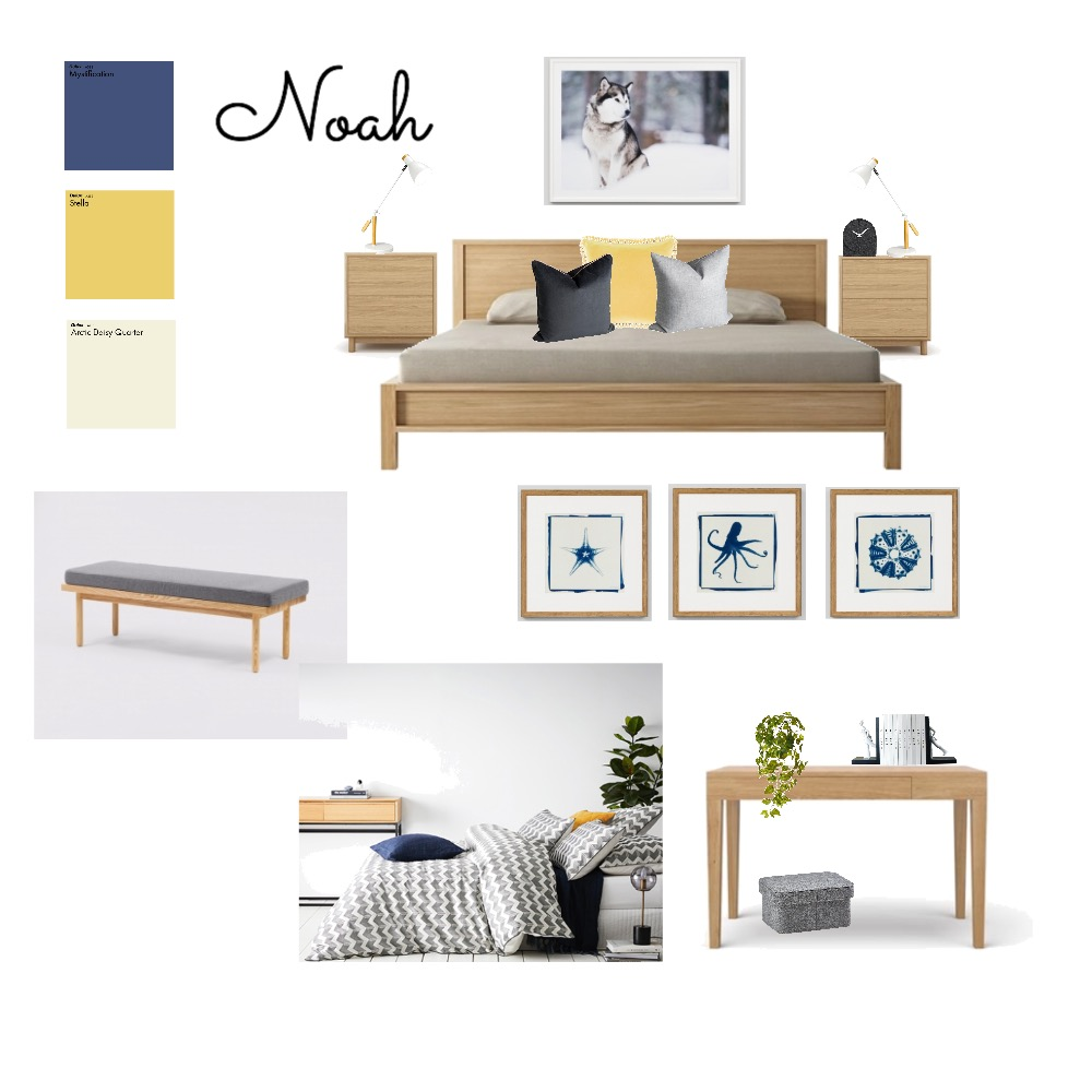 Jonah Mood Board by Styling by Jackie on Style Sourcebook