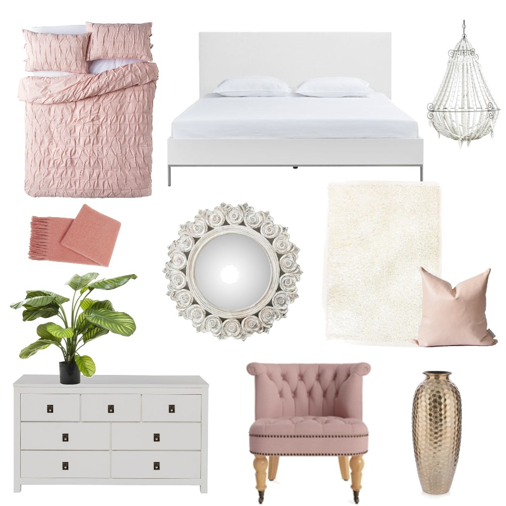 Blush Mood Board by LOS on Style Sourcebook