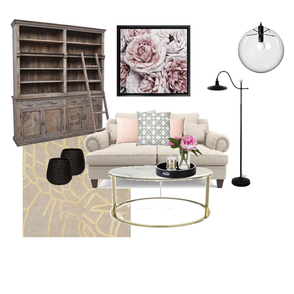 Relaxed Classic Style Interior Design Mood Board by rjniko on Style Sourcebook