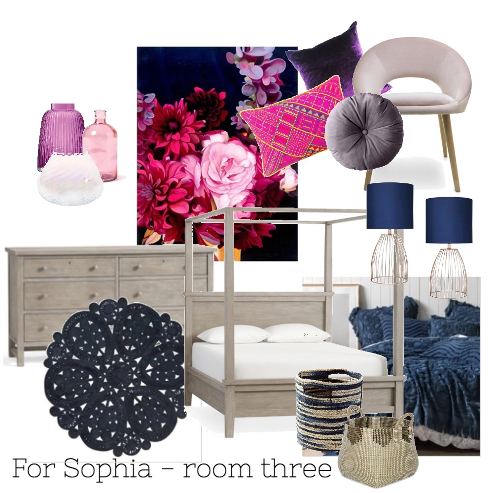for sophia - room three Mood Board by Bryce on Style Sourcebook