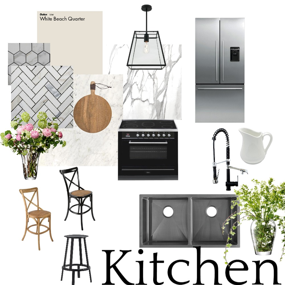 Classic Kitchen Mood Board by LauraMcPhee on Style Sourcebook