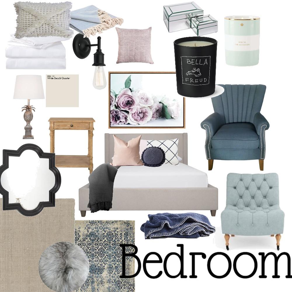 Serene Bedroom Mood Board by LauraMcPhee on Style Sourcebook