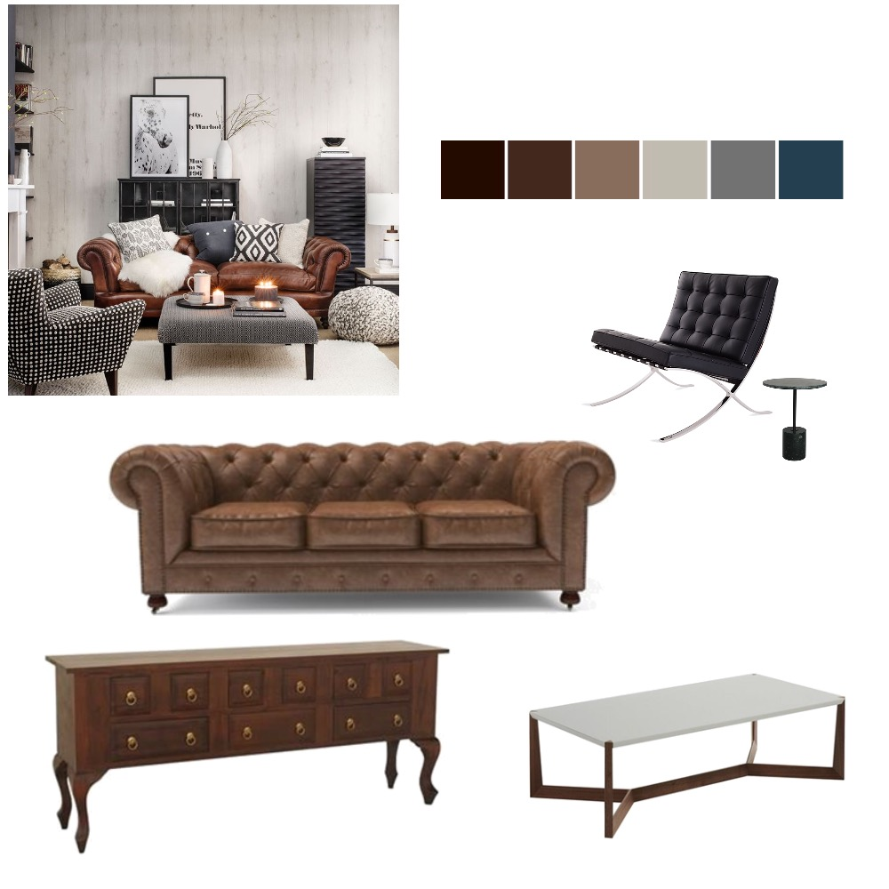 module 6 living room 2 Interior Design Mood Board by Jesssawyerinteriordesign on Style Sourcebook
