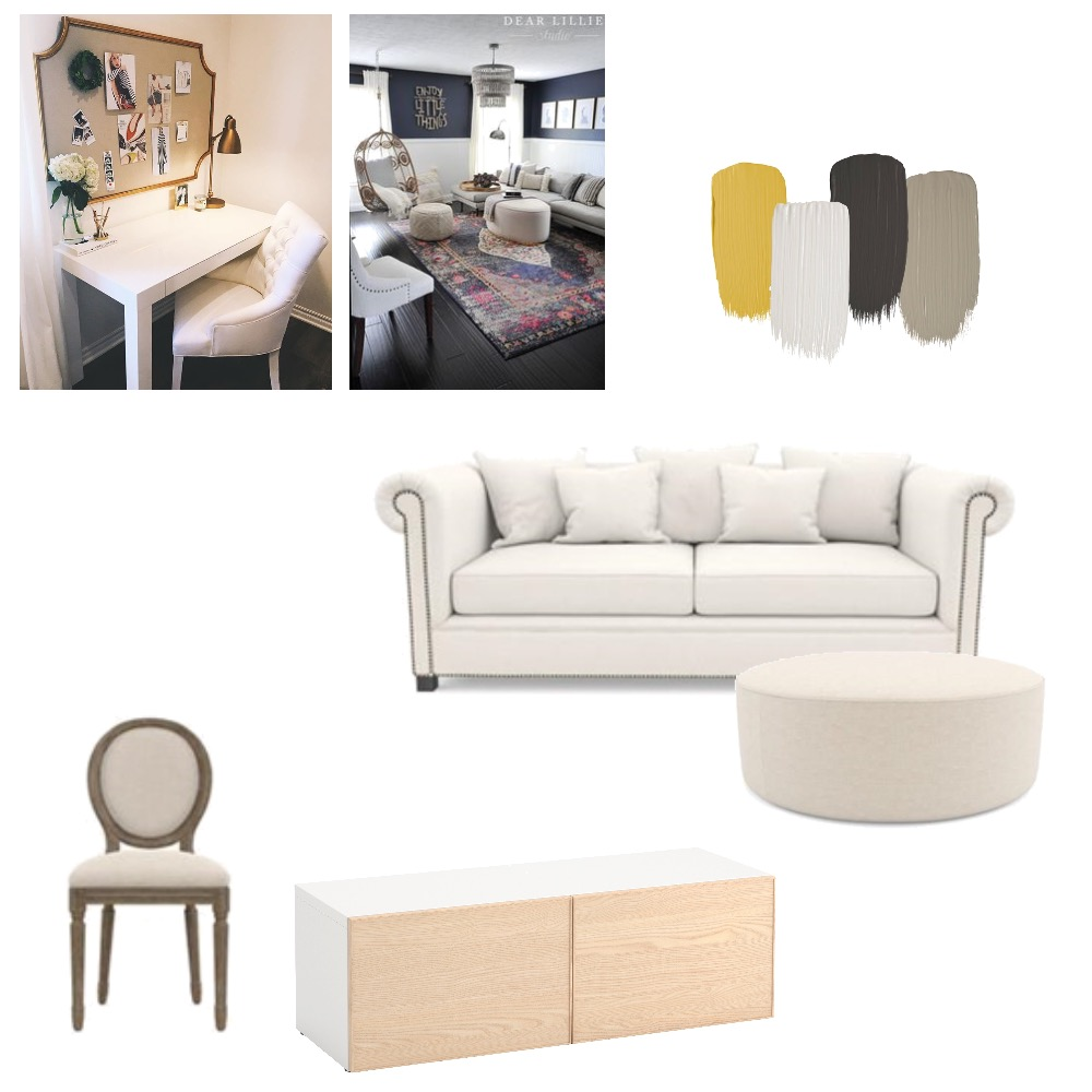Module 6 teenage den 2 Mood Board by Jesssawyerinteriordesign on Style Sourcebook