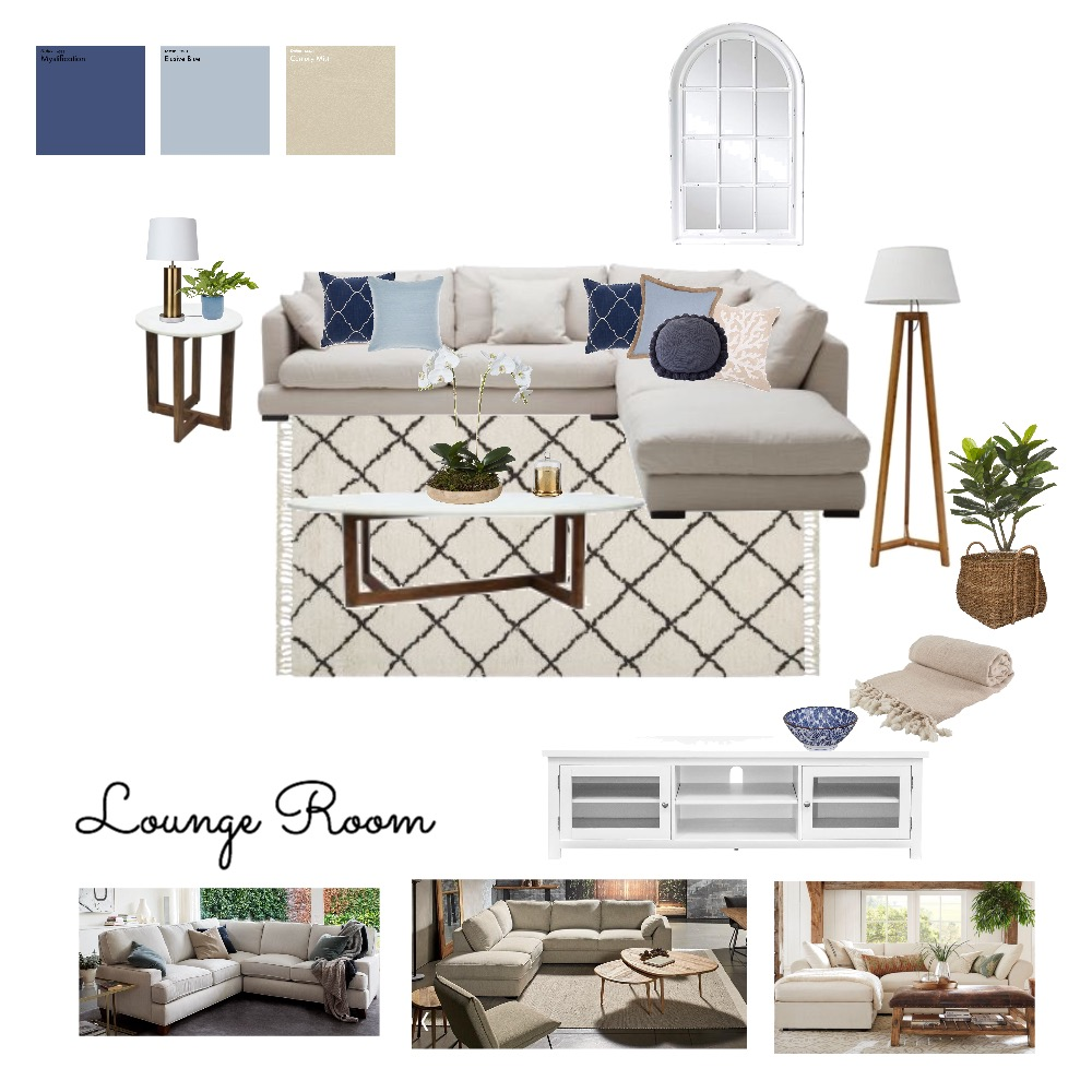 Lounge Mood Board by Styling by Jackie on Style Sourcebook
