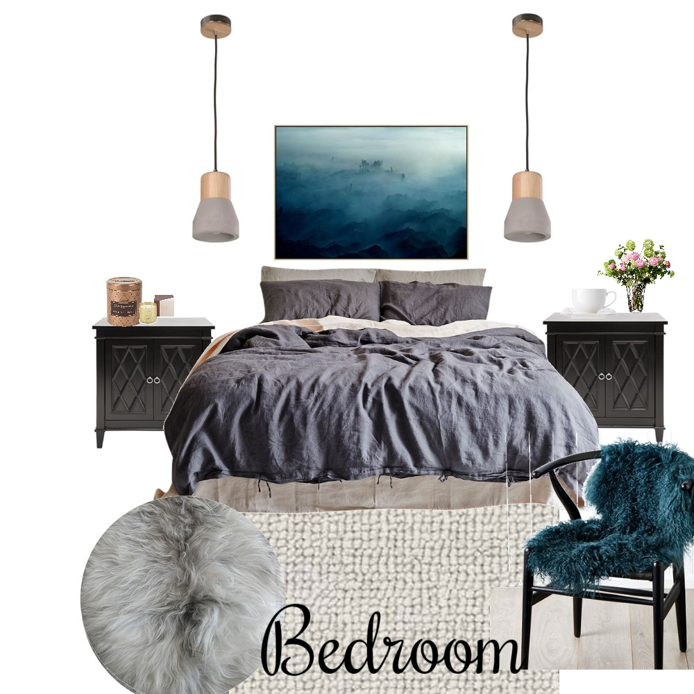 Bedroom Interior Design Mood Board by LauraMcPhee on Style Sourcebook