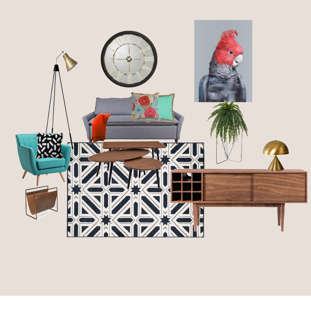 Sydneysider - Living Mood Board by Wild Lime Design on Style Sourcebook