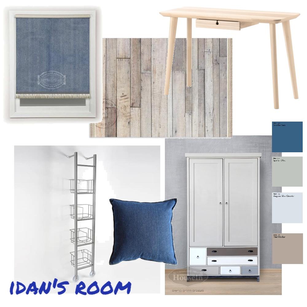 Idan's room Mood Board by oritschul on Style Sourcebook