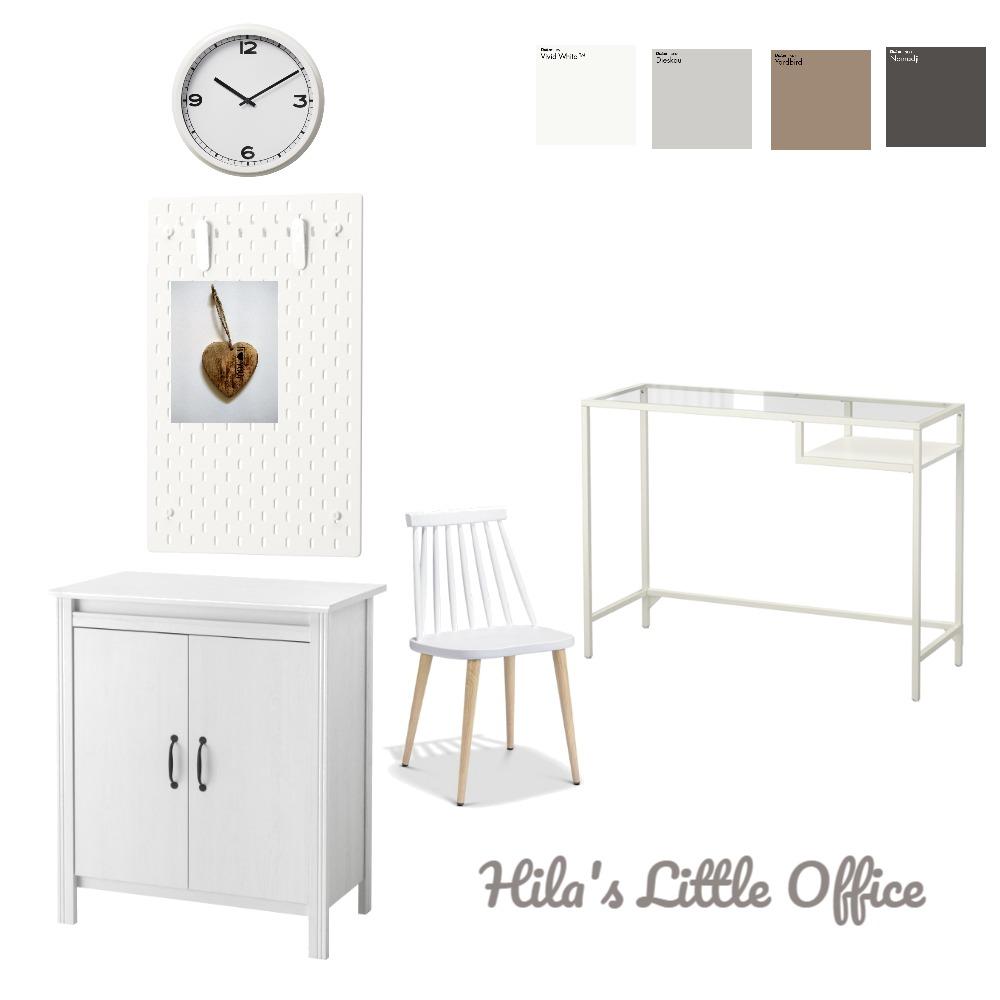 Hilla's little office Mood Board by oritschul on Style Sourcebook