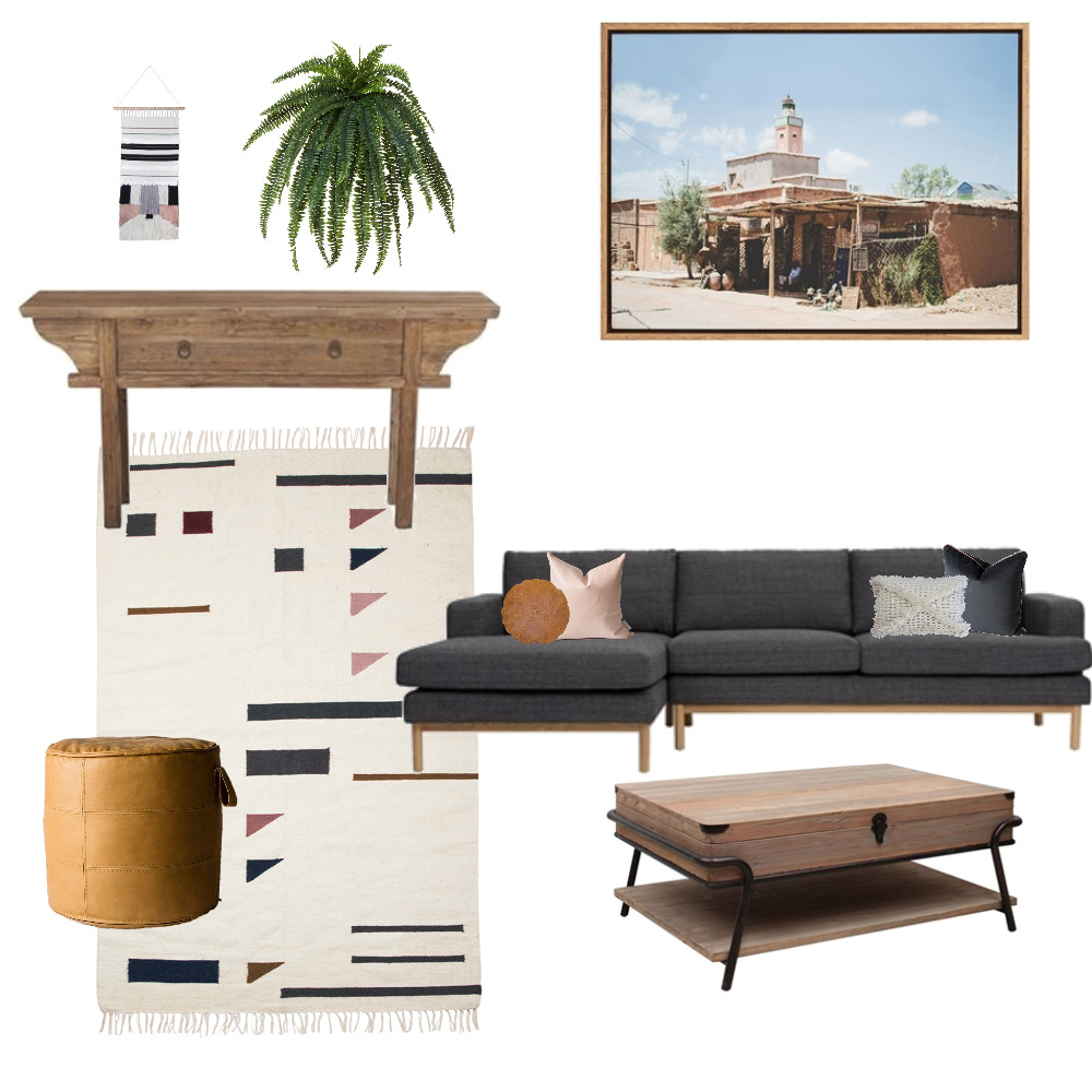 Desert Dreaming Mood Board by acb on Style Sourcebook