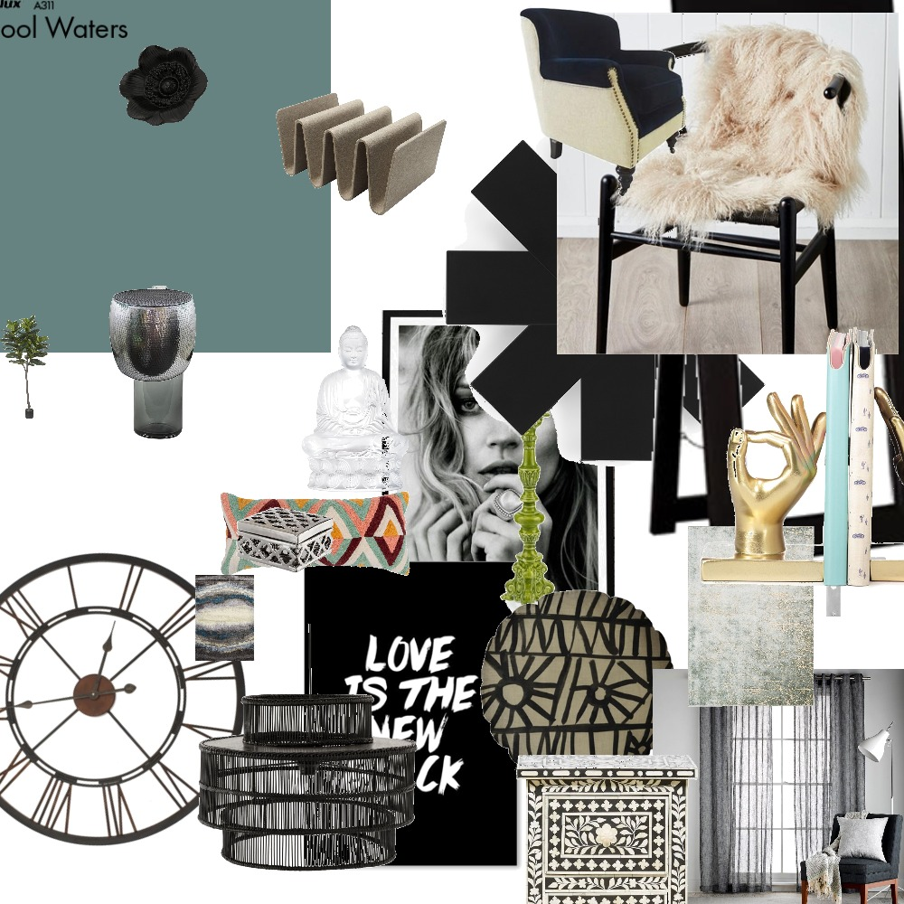 BEDROOM Mood Board by aesparks on Style Sourcebook
