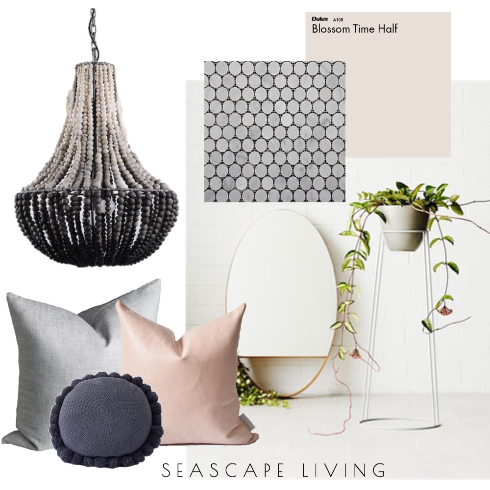 Indoor Oasis Mood Board by Seascape Living on Style Sourcebook