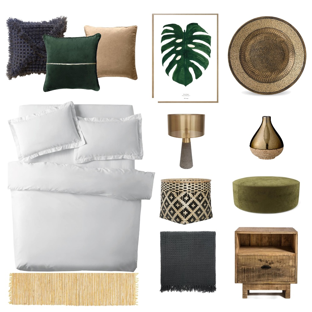 Olive velvet Mood Board by kcinteriors on Style Sourcebook