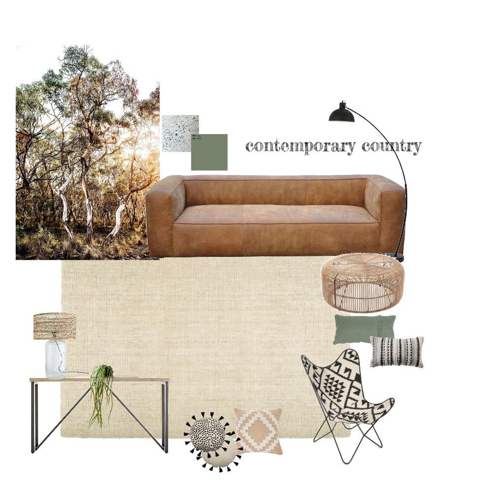 contemporary country Mood Board by homesworth on Style Sourcebook