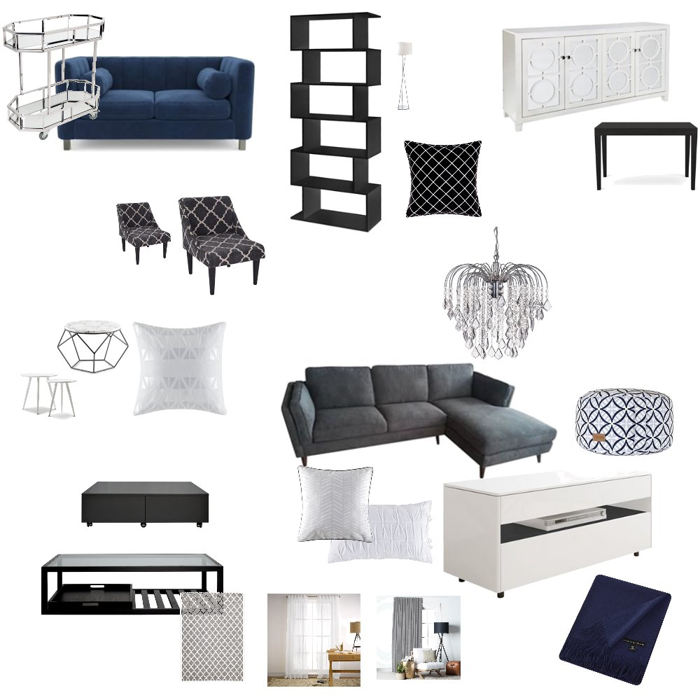 module 10 Interior Design Mood Board by nadz on Style Sourcebook