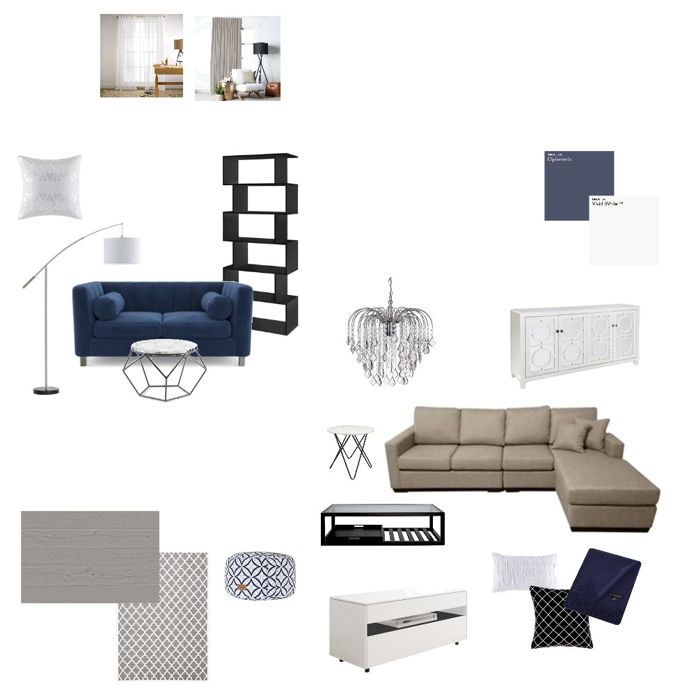 m10 Mood Board by nadz on Style Sourcebook