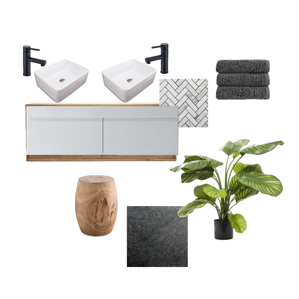 En Suite Mood Board by noreenlynott on Style Sourcebook