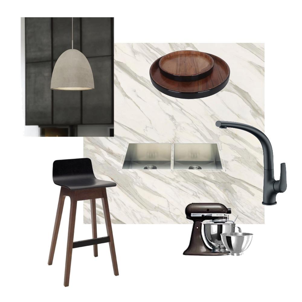 kitchen modern Mood Board by shannonfleischer on Style Sourcebook