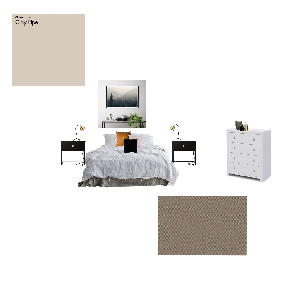 Bedroom Mood Board by jenninash on Style Sourcebook