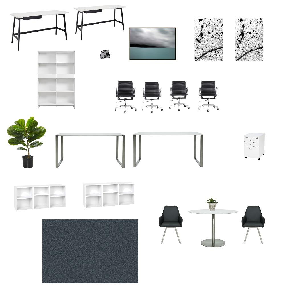 Ardross Office Mood Board by jenninash on Style Sourcebook