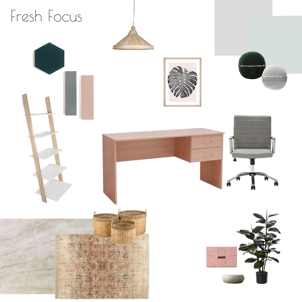 Fresh Focus Mood Board by Brooke Fiddaman on Style Sourcebook