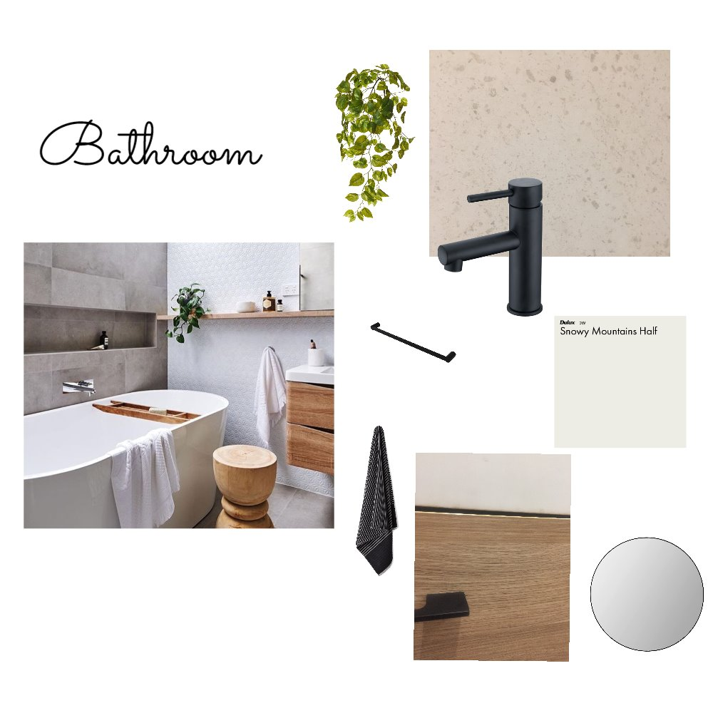 Childs Bathroon Mood Board by 9ws on Style Sourcebook