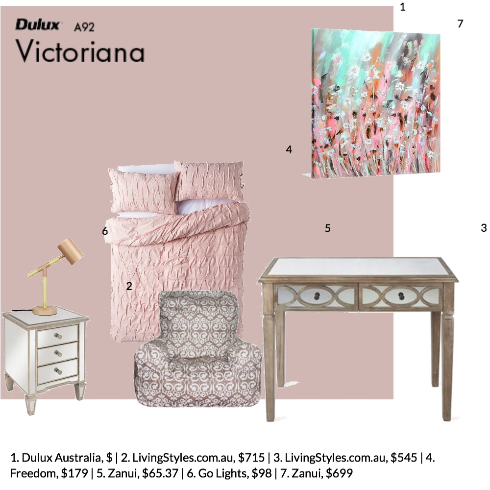 bed3 Interior Design Mood Board by GeorginaRahi on Style Sourcebook