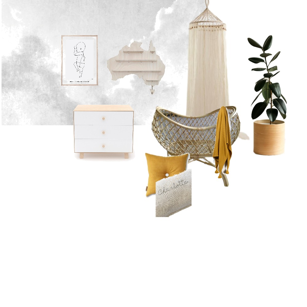 Neutral Baby Mood Board by Gotstyle on Style Sourcebook