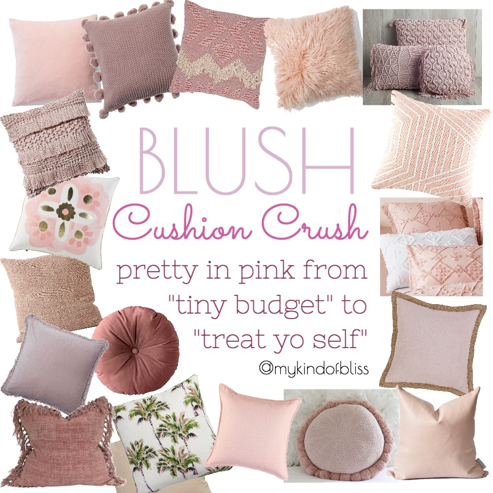 Blush Crush Mood Board by My Kind Of Bliss on Style Sourcebook