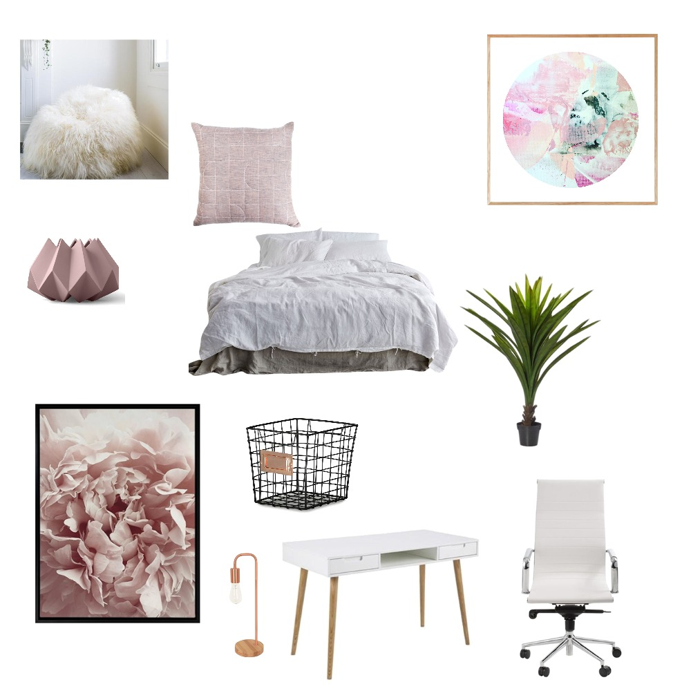Bedroom Mood Board by Lindo on Style Sourcebook