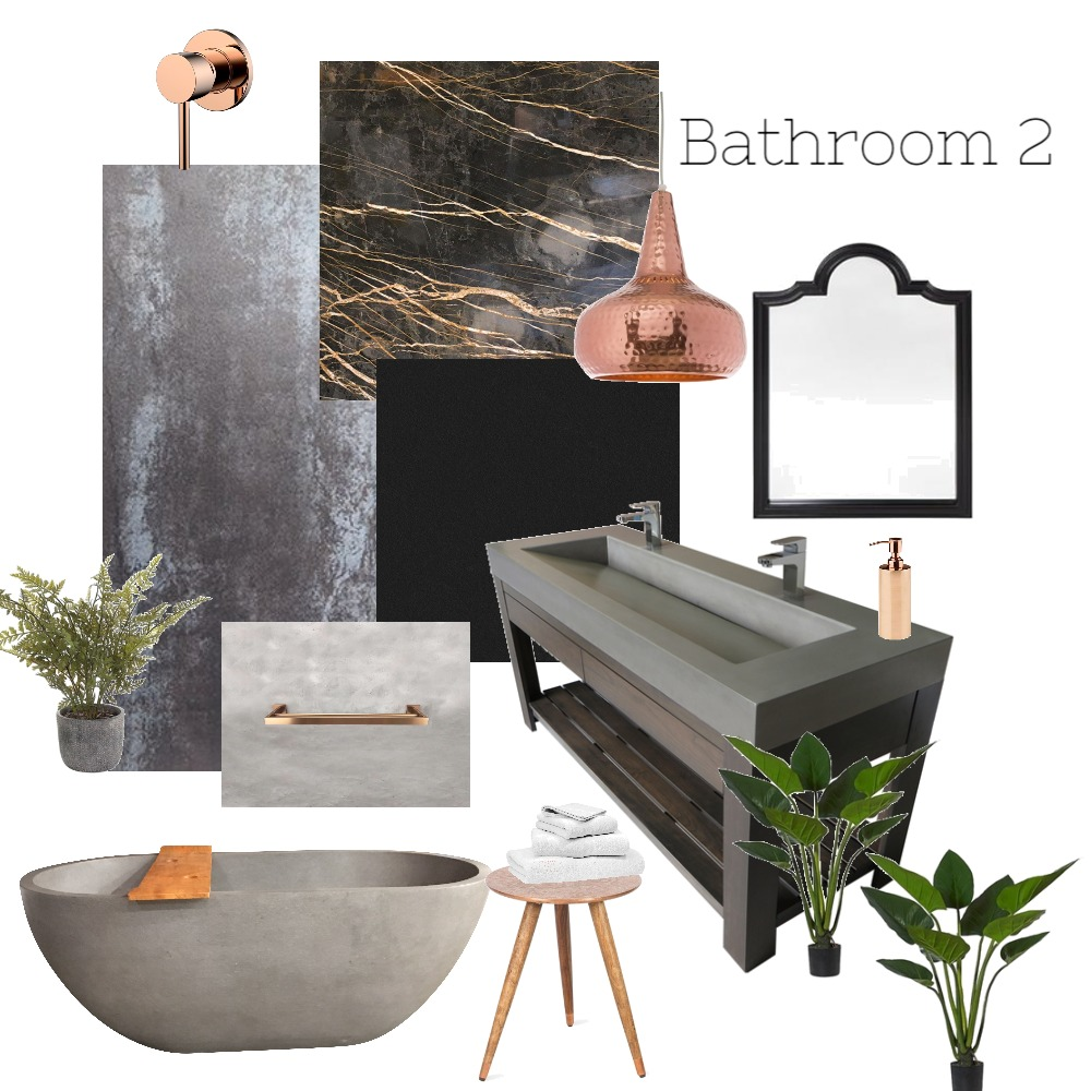 Kylie and Marcus's bathroom2 Mood Board by Nardia on Style Sourcebook