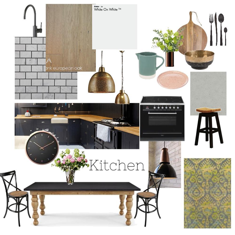 Kylie and Marcus's kitchen1 Mood Board by Nardia on Style Sourcebook