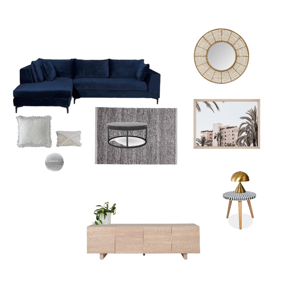 Lounge Room Mood Board by JessieCole23 on Style Sourcebook
