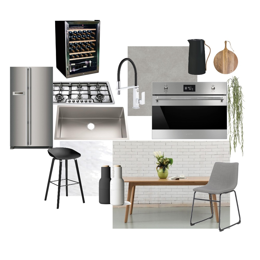 Kitchen Mood Board by Style_by_deb on Style Sourcebook