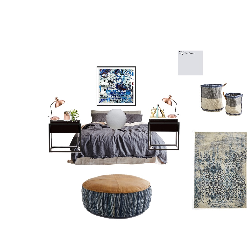 Kylie Stylie Mood Board by Style A Space on Style Sourcebook