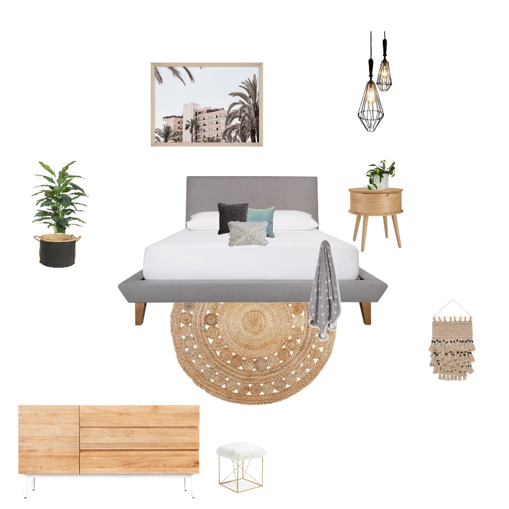 Bedroom Mood Board by JessieCole23 on Style Sourcebook