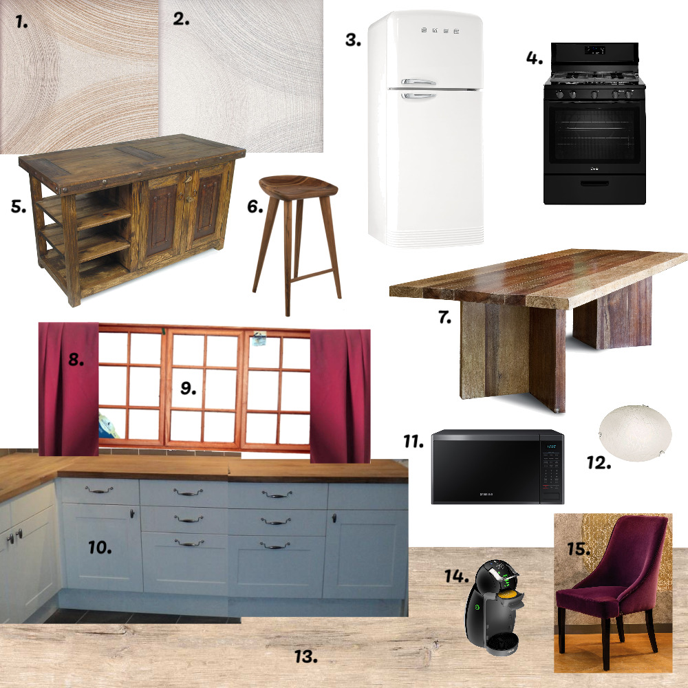 Kitchen + Dining Mood Board Mood Board by MichelleDyman on Style Sourcebook