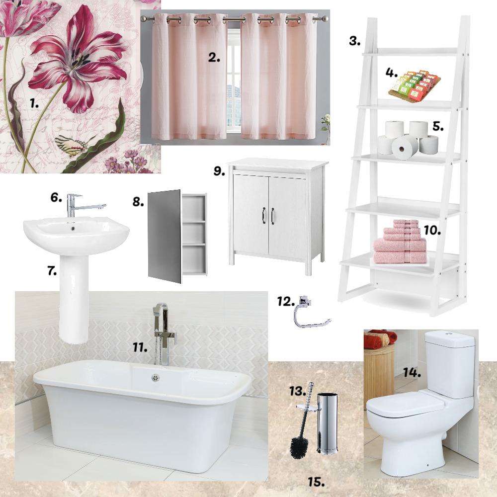 Bathroom Mood Board Mood Board by MichelleDyman on Style Sourcebook