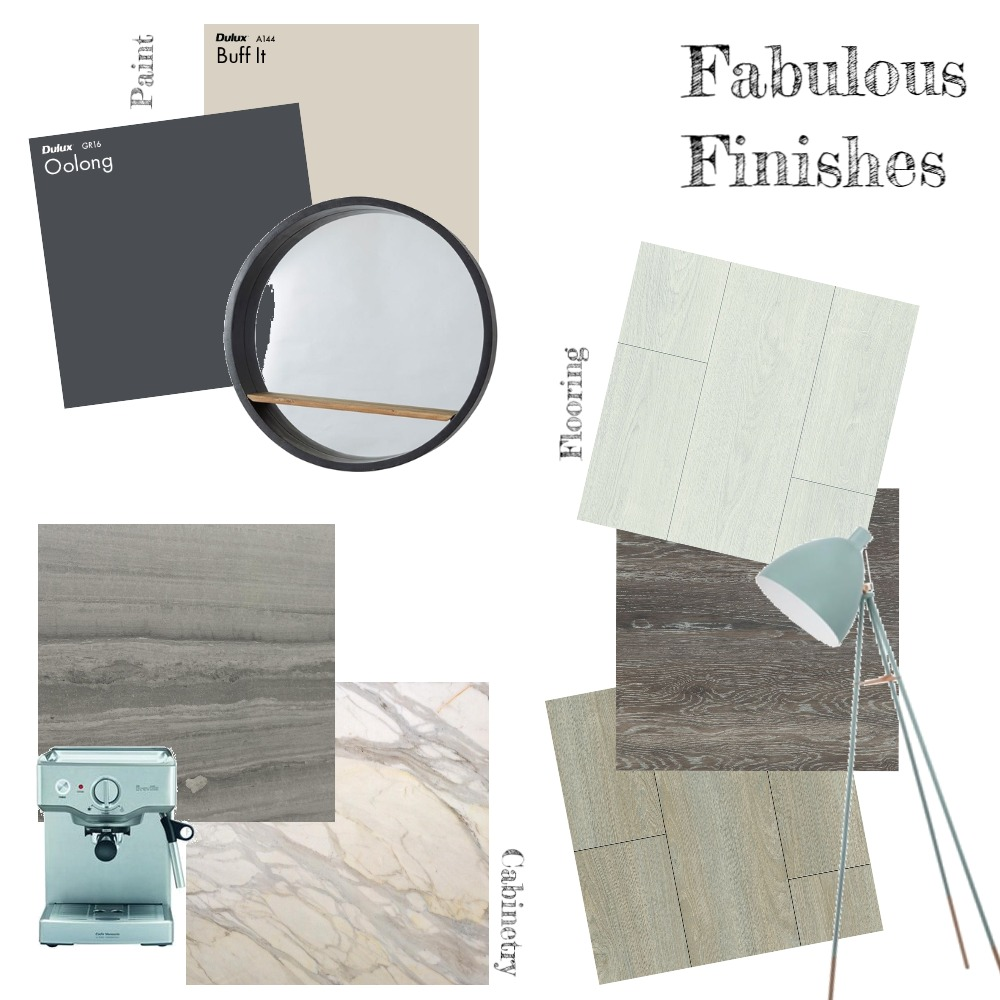 Fabulous Finishes for the home Interior Design Mood Board by Choices Flooring on Style Sourcebook