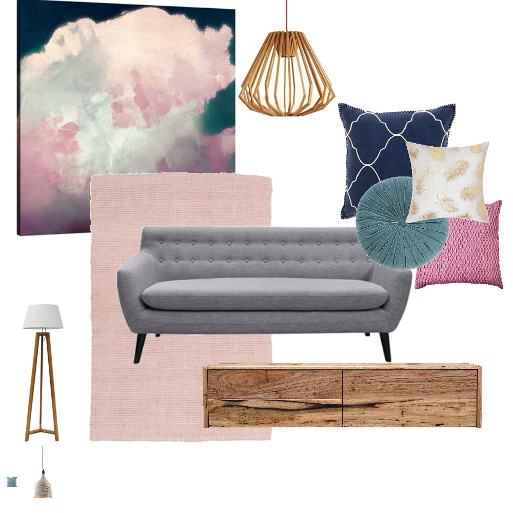 Family Room v2 Mood Board by aspkara on Style Sourcebook