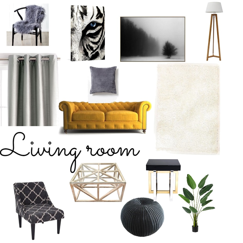 Living room Mood Board by Lindo on Style Sourcebook